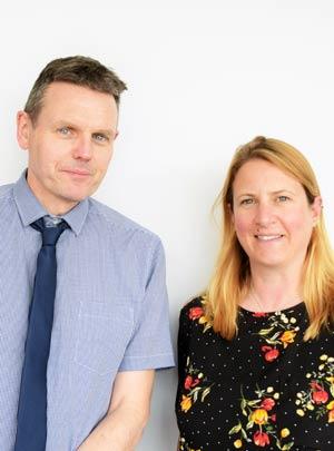 Mr J Reddiford & Mrs E Jones